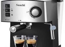 مكينة القهوه من ساشي