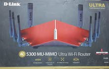 D-Link Ultra Wi-Fi Router