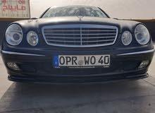 Mercedes Benz E 240 2004 For Sale