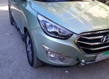 Green Hyundai Tucson 2011 for sale
