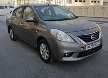 Nissan sunny 2014 full option fush strat