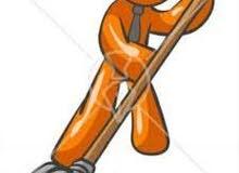 مطلوب عامل خدمات عامة من تنظيف وغيرها بصالة سجاد