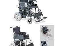 للبيع كرسي كهربائي متحرك لذوي الاعاقة او كبار السن