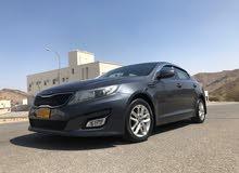 Kia Optima car for sale 2014 in Muscat city