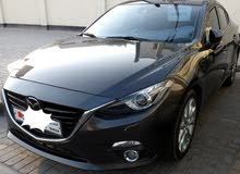 Urgent Sale Mazda 3 model 2015 full option
