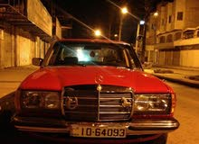 1984 Used E 200 with Manual transmission is available for sale