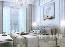 امتلك شقة غرفتين أو غرفة على البحيرة الكرستالية بالدون تاون تقسيط . /التسجل/ صينة / مجانا
