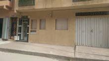 شقة في مدينة حدسولم رياط ساحل بثمن مناسب سفلي 2 بيوت + صالون+ كاراج  شقة 2 ....