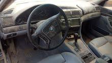 BMW 750 موديل 1992
