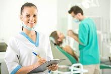 ابحث عن عمل كمساعدة طبيب/ة اسنان يفضل في الرصافة