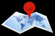 ادراج موقع على قوقل ماب محلات تجارية او سكنية