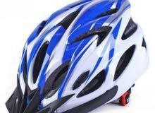 خوذ رأس الدراجات الهوائية  جديده للبيع