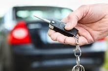 موظف تاجير سيارات سياحية شرط الخبرة