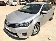 Toyota Corolla 1.6 L XLI 2015 Model For Sale