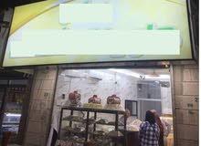 اربد اربد ---- محل حلويات ما زال على راس عملو له تاريخ منذ 1994 وسط البلد لعدم التفرغ (خلو)