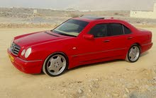 30,000 - 39,999 km Mercedes Benz E55 AMG 1999 for sale