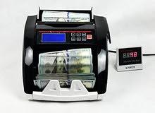 عداد نقود احترافية فقط سرعة 1000 ورقة في الدقيقة