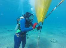 الغوص التجاري تحت الماء (اللحام تحت الماء)