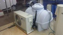 مبرد مياه الخزانات