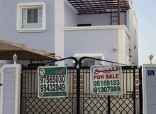 منزل للبيع الخوض السابعة (الخوض الثانية بالمخطط الجديد) بالقرب من مستشفى جامعة السلطان قابوس