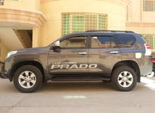 Toyota Prado TX 4 cylinders for sale. Interested serious buyers may contact me.