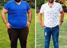 تريد الحصول علي جسم رشييق خالي من الدهون