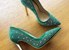 أحذية كعب نسائية تركية