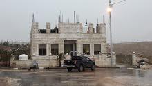 بيت طابقين في عمان طبربور قرب مقبرة ابوعليا