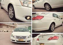 Gasoline Fuel/Power   Toyota Avalon 2006