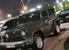 Jeep wrangler sahra 2015