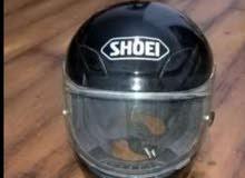 خوذة SHOEI xr1000 مستعمله   SHOEI Xr1000 helmet