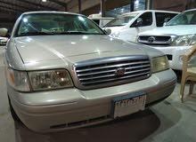 Gasoline Fuel/Power   Ford Crown Victoria 2010