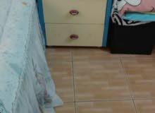 غرفة نوم اطفال مستعمل