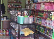 محل منظفات في شفاء بدران للبيع
