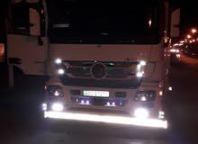 سنقل للبيع موديل 2012 محور 4.5 فل الفل السيارة شغالة على المواد