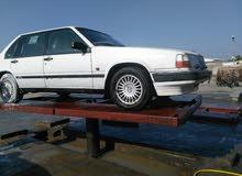 Gasoline Fuel/Power   Volvo 940 1991