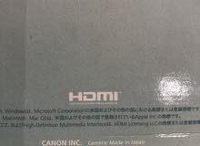 كاميرا كانون ياباني اصلي