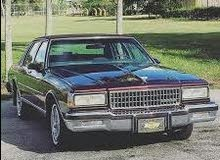 For sale 1982 White Caprice