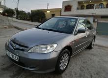 1 - 9,999 km Honda Civic 2005 for sale