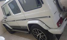 Gasoline Fuel/Power   Mercedes Benz G 63 AMG 2013