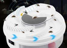 أجهزة التخلص من الذباب والصراصير