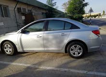 Chevrolet Cruze 2012 For sale - Grey color
