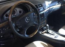 Gasoline Fuel/Power   Mercedes Benz E 230 2007
