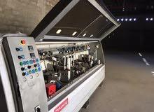 مكينة شريط طورنلار تركية خاصة بصناعة مطابخ والاتات