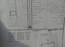 للبيع في سفاري بركاء حي عاصم سكني تجاري