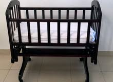 سرير اطفال هزاز rocking baby crib