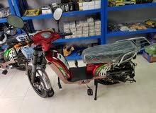 جميع أنواع الدراجات الكهربائية بأحجامها وصيانتها للتواصل واتس فقط 0795415015