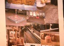 مغناطيس لرفع الحديد والكتل بدون كهرباء 1 طن الي 5طن