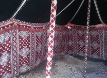 خيمة سعودية الطول 6 والعرض 4 متر وشوي