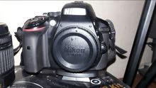 كاميرا نيكون Nikon d5300 للبيع فقط